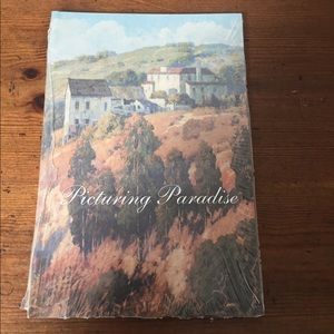 """New """"Picturing Paradise"""" Art Book"""